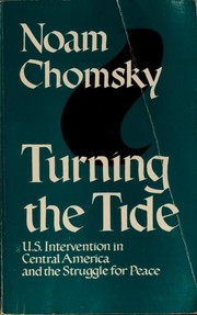 Cover of: Turning the tide | Noam Chomsky