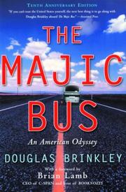 Cover of: The majic bus: an American odyssey