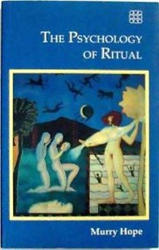 Cover of: The psychology of ritual