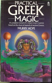 Cover of: Practical Greek magic