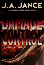 Damage control by J. A. Jance