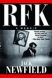 Cover of: RFK | Jack Newfield