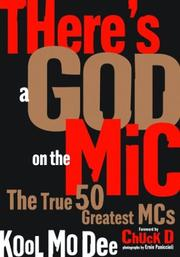 Cover of: There's a God on the Mic
