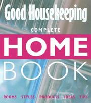"Cover of: Complete Home Book (""Good Housekeeping"" S.)"