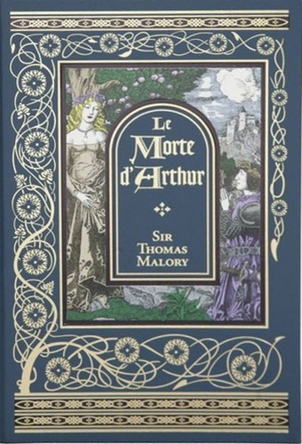 love and morality in le morte darthur Le morte d'arthur (originally spelled le morte darthur, middle french for the death of arthur) is a compilation by sir thomas malory of romance tales about the legendary king arthur, guinevere, lancelot, and the knights of the round table.