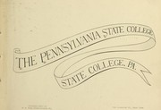 Cover of: Pennsylvania State College, State Collge, Pa |