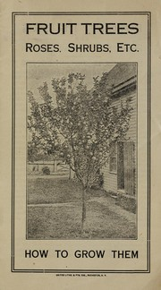 Cover of: Fruit trees, roses, shrubs, etc