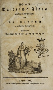 Cover of: Baierische Flora