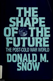 Cover of: The shape of the future