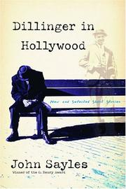 Cover of: Dillinger in Hollywood | Sayles, John