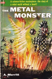 Cover of: The Metal Monster |
