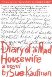 Cover of: Diary of a Mad Housewife