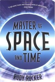 Cover of: Master of Space and Time