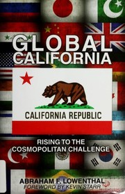 Cover of: Global California | Abraham F. Lowenthal