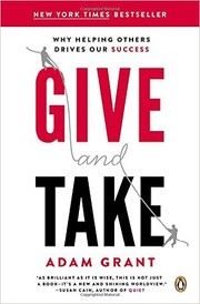 Cover of: Give and Take by
