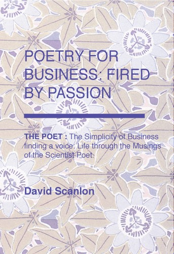 Poetry for business: fired by passion by