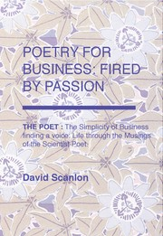 Cover of: Poetry for business: fired by passion |