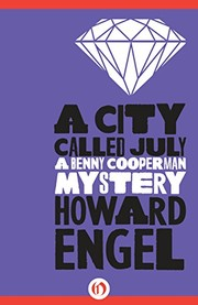 Cover of: A city called July