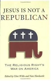 Cover of: Jesus Is Not a Republican