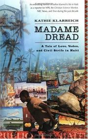 Cover of: Madame Dread