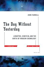 Cover of: The Day Without Yesterday