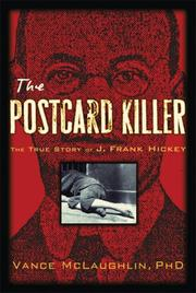 Cover of: The Postcard Killer | Vance McLaughlin