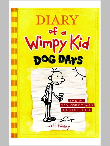 summary of diary of a wimpy kid dog days book 'diary of a wimpy kid dog days' jeff kenney summary of page 32-42: this part of the book was about greg's mum starting a book club which is called.