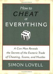 Cover of: How to cheat at everything
