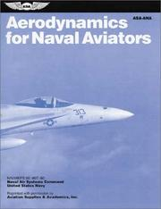 Aerodynamics for naval aviators by Hugh H. Hurt