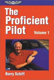Cover of: The Proficient Pilot