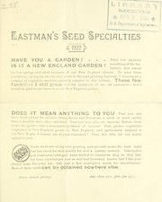 Cover of: Eastman