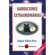 Cover of: Narraciones extraordinarias. - 1. ed. by Edgar Allan Poe