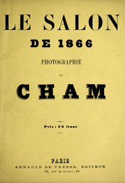Le Salon de 1866 by Cham