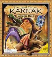 Cover of: The Jewel Fish of Karnak