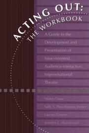 Cover of: Acting Out: The Workbook
