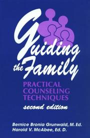Cover of: Guiding The Family