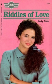 Cover of: Riddles of Love (Sweet Dreams Series #148) | Judy Baer