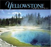 Cover of: Yellowstone Impressions | Fred Pflughoft
