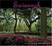 Cover of: Savannah Impressions