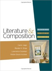Cover of: Literature & Composition: Reading - Writing - Thinking