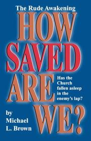 Cover of: How saved are we?