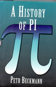 Cover of: A history of pi