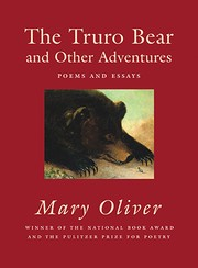 Cover of: The truro bear and other adventures | Mary Oliver