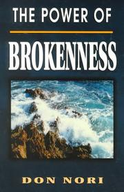 Cover of: The power of brokeness
