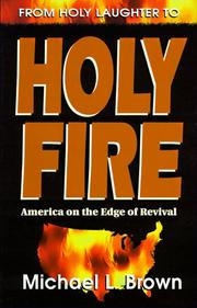 Cover of: From holy laughter to holy fire
