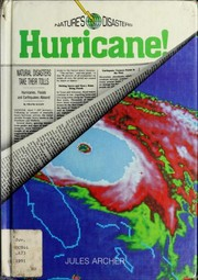 Cover of: Hurricane! | Jules Archer