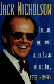 Cover of: Jack Nicholson | Thompson, Peter