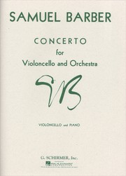 Cover of: Concerto for Violoncello and Orchestra