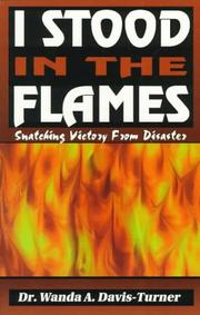 Cover of: I stood in the flames