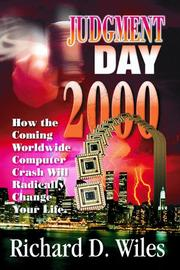 Cover of: Judgment day 2000!